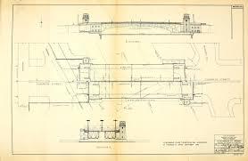 Castle Howard Floor Plan by Congress Parkway Bridge Wagner Memorial Bridge Historicbridges Org