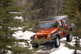 jeep snow dealing with bad winter weather in your jeep morris 4x4 center blog