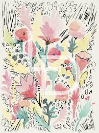 8x10 prints floral watercolor print u2013 www lauradrodesigns com