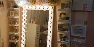 full length mirror with led lights full length mirror with lights mirror designs