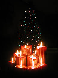 candle light decoration at home christmas candle decorations ideas christmas candle decorations