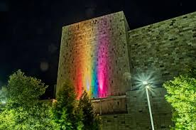 rainbow lights uc davis