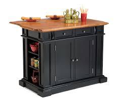 kitchen island black kitchen island base butcher block countertop