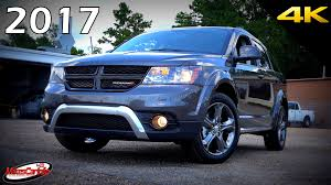 Dodge Journey Sxt 2016 - 2017 dodge journey crossroad ultimate in depth look in 4k youtube