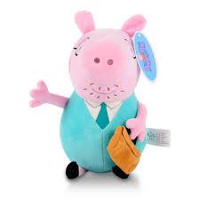 Peppa Pig Plush Peppa Pig Pig Plush Doll 30cm 12 Inches Tablet Phone