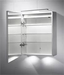 Bathroom Cabinet Lights Interesting Bathroom Cabinets With Lights Design Cabinet Light And