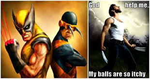 Wolverine Picture Meme - 15 savage and epic wolverine memes that will make you love the
