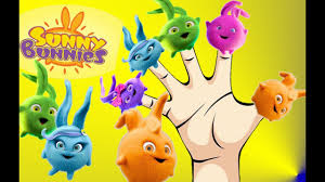 sunny bunnies finger family song disney cartoon sunny bunnies