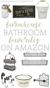 farmhouse bathroom decor farmhouse style bathroom inspo and bath