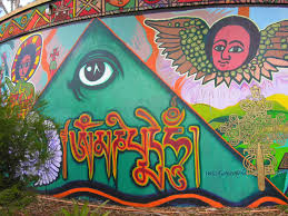 see the worldbeat center in balboa park in san diego the worldbeat center wasn t open the day i was there but i loved the murals that cover it don t miss it if you go to balboa park