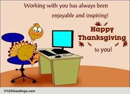happy thanksgiving wishes for colleagues festival collections