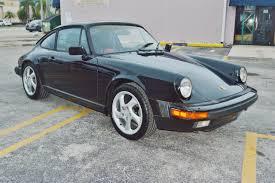 porsche 911 for sale in florida 1986 porsche 911 3 2 liter project