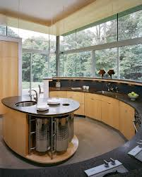 odd shaped kitchens kitchen contemporary with airy dinner plates