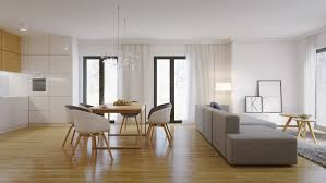 modular dining table dining room simple scandinavian dining room features heracleum