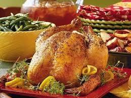 lemon thyme roasted chicken recipe myrecipes