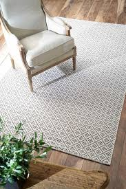 Nuloom Rug Reviews Citrine Trellis Flatwoven Rug From Natura Cotton By Nuloom