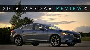 Mazda 6 Rating Review 2016 Mazda6 Slow And Steady Youtube