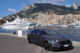 mercedes customized german special customs customized the 2012 mercedes cls63 amg12