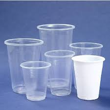 how are plastic cups made leaftv
