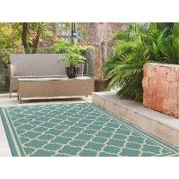 8 X 10 Outdoor Rug 8 X 10 Large Terra Cotta Orange Moroccan Tile Indoor Outdoor Rug