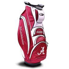 amazon com ncaa alabama crimson tide victory golf cart bag