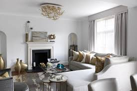 neutral u0026 gold luxurious modern living room design ideas