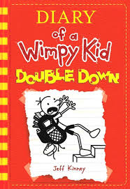 diary of a wimpy kid double down diary of a wimpy kid wiki