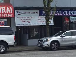 td professional nail u0026 hair salon vancouver bc 201 6434