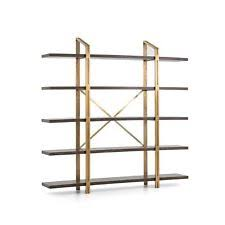 Brass Bookcase Stainless Steel Bookcases Ebay