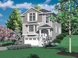 hillside home plans 46 images steep hillside house plans