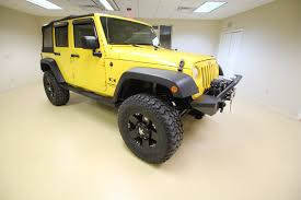 2008 jeep wrangler unlimited x 4wd stock 17017 for sale near