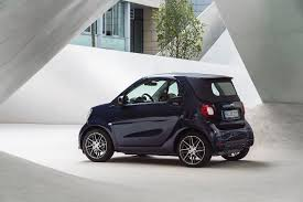smart car these are smart u0027s new 2017 brabus fortwo u0026 forfour