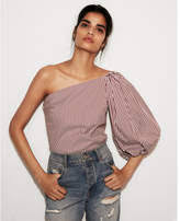 one shoulder blouse one shoulder blouse shopstyle