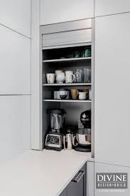 a modern high tech kitchen in newton mass