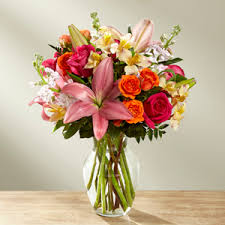 fds flowers colonial floral fascinations the ftd into the woods bouquet