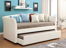 White Daybed With Trundle Daybeds White Daybeds With Trundle Uk Daybed Pop Up King
