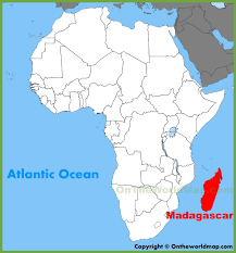 Indian Ocean Map Madagascar Location On The Indian Ocean Map Best Of Tokyo World
