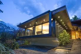 chevallier architectes design a cozy chalet in les houches