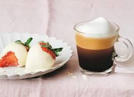 white chocolate dipped strawberries white chocolate dipped strawberries cosi nespresso recipes