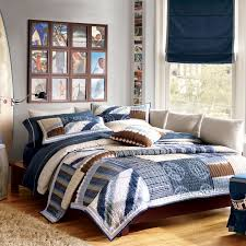 Boys Bed Frame Stuff Your Stuff Platform Bed Pbteen