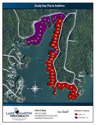 shady bay waterfront lots for sale u2013 lake martin voice u2013 lake
