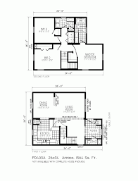 two story floor plan pd403a rosehill by mannorwood homes two story floorplan
