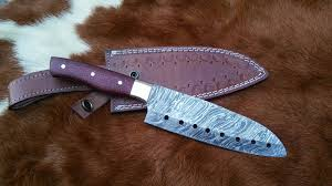 Damascus Kitchen Knives Products Evermade