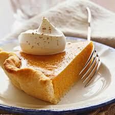 Light Easy Pumpkin Custard Pie Recipe Cake Cookie Other Dessert