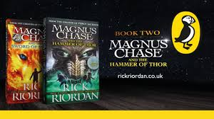 magnus chase and the hammer of thor by rick riordan youtube