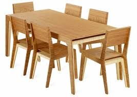 Bamboo Dining Table Set Bamboo Dining Table And Chairs Cheap With Images Of Bamboo Dining