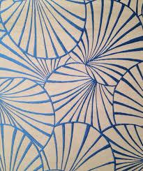 meubles art deco style tissu art déco nymphéas thévenon 36 u20ac livraison offerte tissus