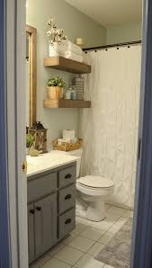 Bathroom Remodel Idea by 60 Vintage Farmhouse Bathroom Remodel Ideas On A Budget Vintage