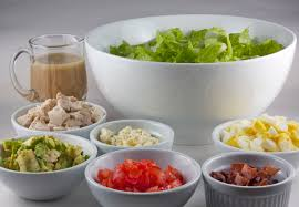 authentic cobb salad tiny test kitchen
