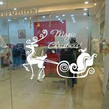 Christmas Decoration For Home 68 Best Deer Wall Decals Images On Pinterest Deer Wall Stickers